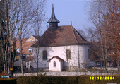 Eglise protestante/Oron-la-Ville