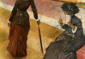 femmes au musée-mary cassatt