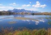 Le lac Besson