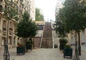 Puzzle escaliers parisiens