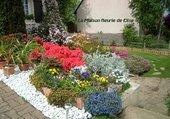 Le jardin fleuri de Elise