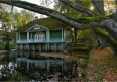 Puzzle maison de l'étang