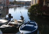 barques à Martigues