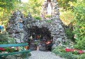 Grotte en Alsace