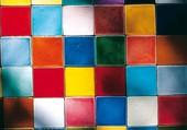 carrés de couleur