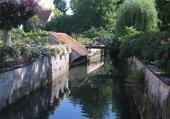 canal à Crécy