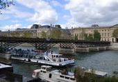 Paris et le Pont des Arts