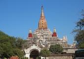 Ananda. Myanmar