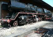 vielle locomotive