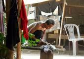 Puzzle Travail de la soie