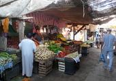 Sur un marché Wett
