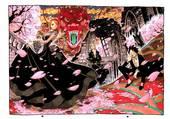 One Piece - Cerisiers