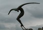 oiseau de bronze