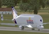 Beluga 1 atterrissage