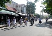 Jeunes filles à Hué