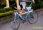 Vélo philippin