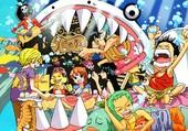 Le nouveau café  de Luffy