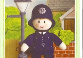 le policier anglais
