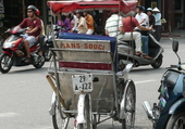 Cyclo-pousse