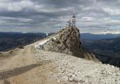 Rocher Beaumont Hautes Alpes
