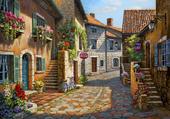 Puzzle jolie ruelle