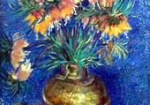 Van Gogh 1887 Couronne Impériale
