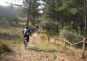 Cyclo à la montagnette
