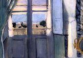 The Closed Window Henri Matisse -