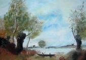 Tableau Monet Claude