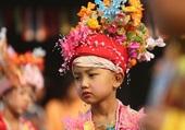 enfant Thaïlandais