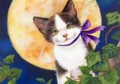 Au Claire De Lune
