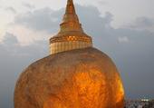 rocher d'or/birmanie