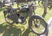 Vélo moteur d'antan