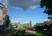 Ottawa, le parlement