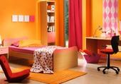 Puzzle Chambre orange