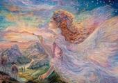 Aurore peignant l'aube