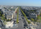 Puzzle Paris / Les Champs Elysées