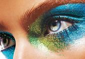 maquillage paillette