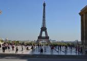 Puzzle Paris / Tour Eiffel