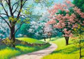 Puzzle Beau jour de printemps