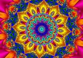 Puzzle kaléidoscope