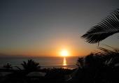 Coucher soleil (Réunion)