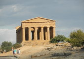 Puzzle Site d'Agrigente (Sicile)