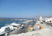 Port de ierapetra (Crète)