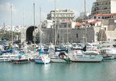 Port d'Héraklion (Crète)