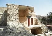Site de Knossos  (Crète)