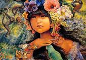 La princesse de l'Amazone