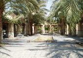 Jardin public de Aqaba (Jordanie)