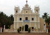 Eglise en Inde