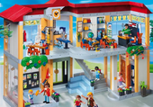 Playmobil Ecole